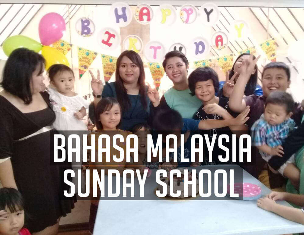 BM Sunday School, St Mary's Cathedral, Kuala Lumpur