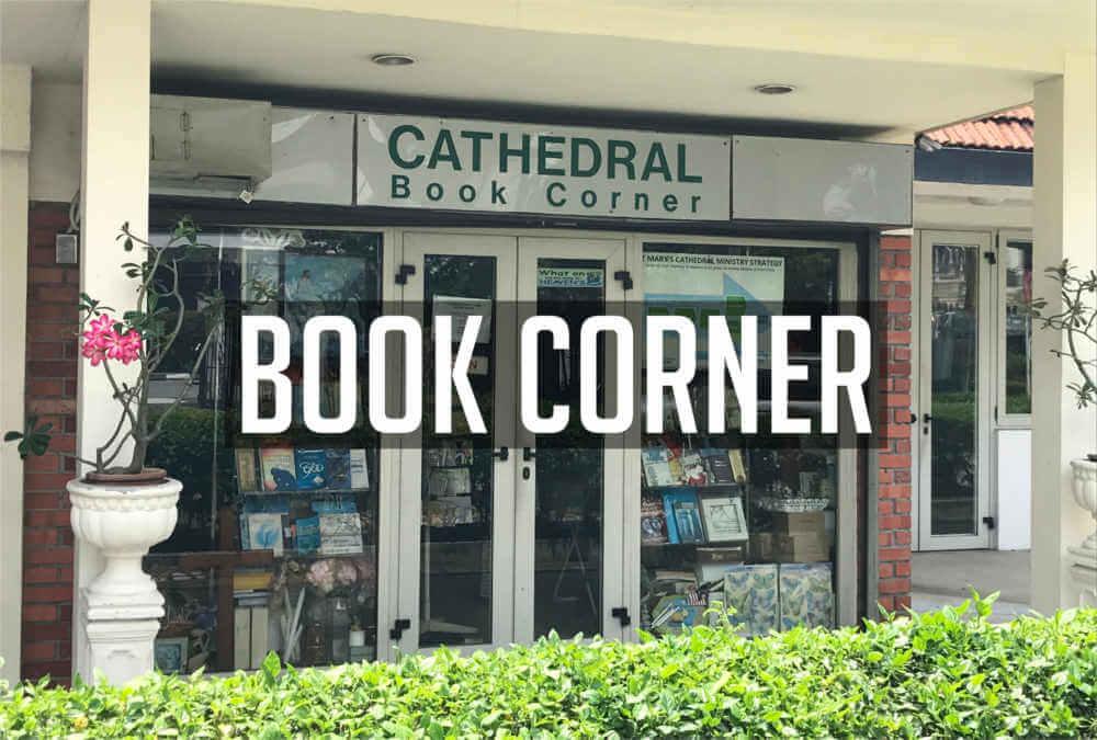 Book Corner, St Mary's Cathedral, Kuala Lumpur