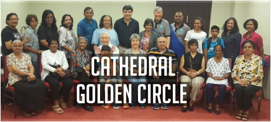 Golden Circle, St Mary's Cathedral, Kuala Lumpur