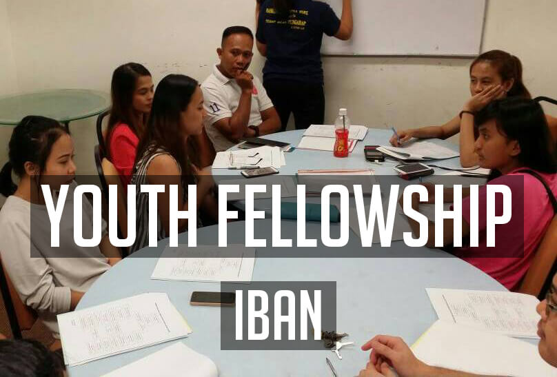 Youth Fellowship Iban, St Mary's Cathedral, Kuala Lumpur
