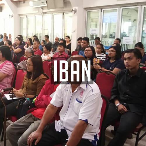 Iban services at St Mary's Cathedral, Kuala Lumpur