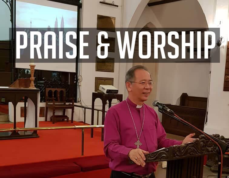 Praise & Worship, St Mary's Cathedral, Kuala Lumpur