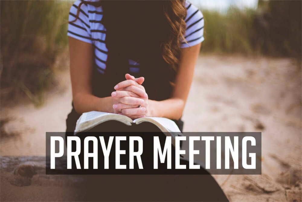 Prayer Meeting, St Mary's Cathedral, Kuala Lumpur