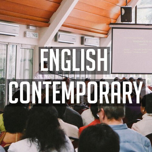 English Contemporary Services at St Mary's Cathedral, Kuala Lumpur