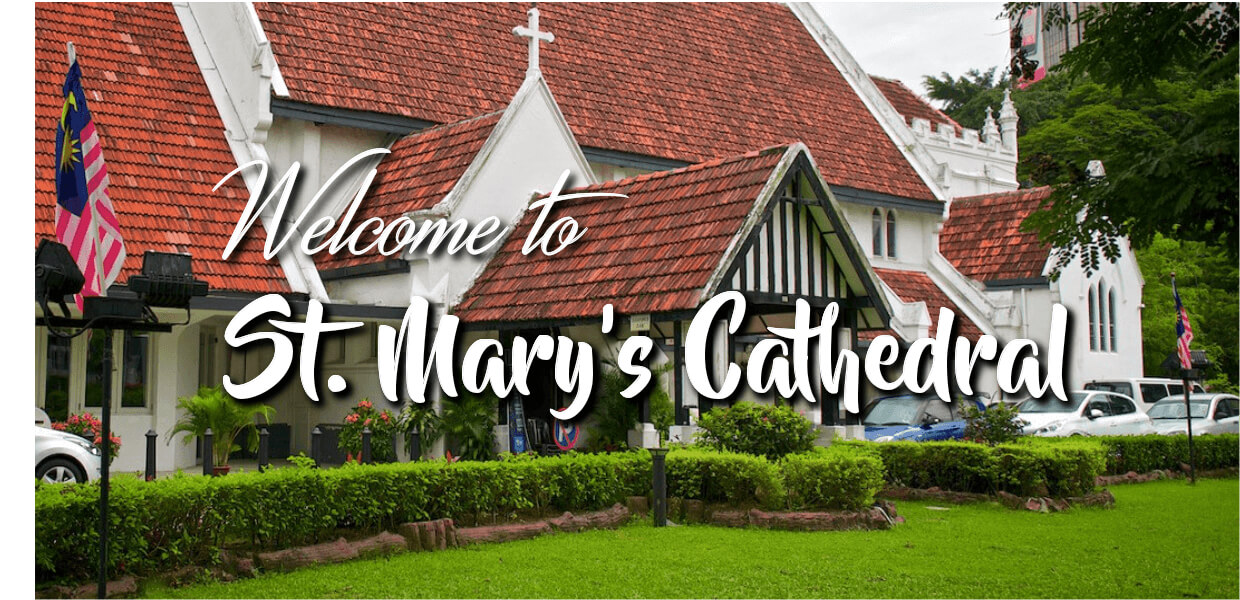 Welcome to the website of St. Mary's Anglican Cathedral, Kuala Lumpur.