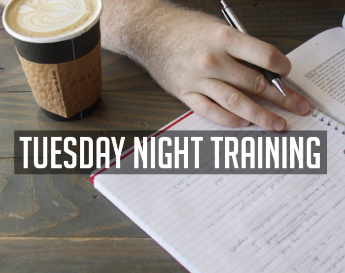 Tuesday Night Training, St Mary's Cathedral, Kuala Lumpur