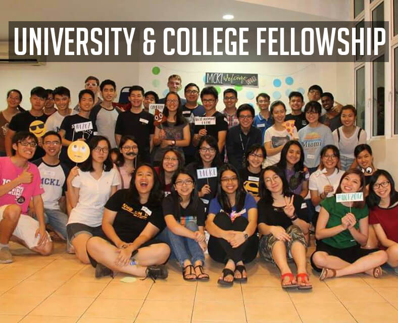 University & College Fellowship, St Mary's Cathedral, Kuala Lumpur