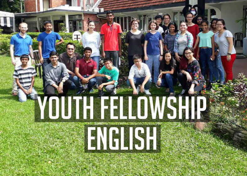 Youth Fellowship English, St Mary's Cathedral, Kuala Lumpur